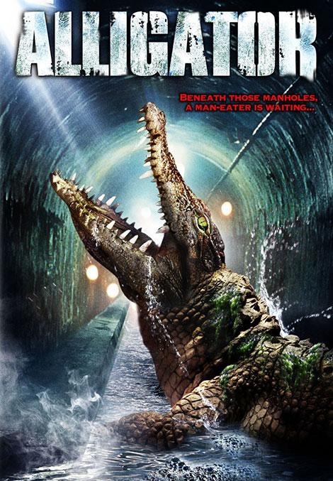 دانلود فیلم تمساح با دوبله فارسی Alligator 1980