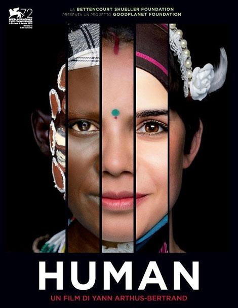 دانلود دوبله فارسی مستند انسان Human 2015
