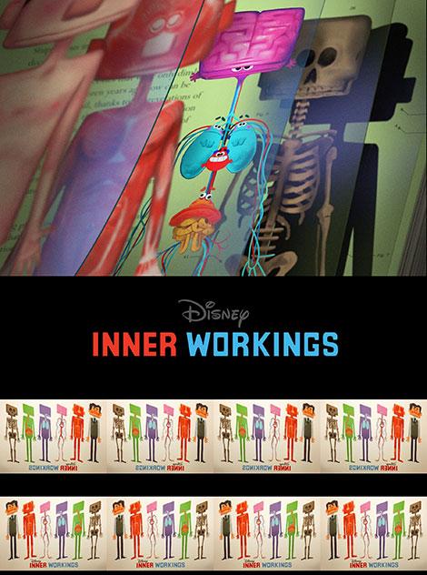 دانلود انیمیشن کوتاه عملکرد داخلی Inner Workings 2016