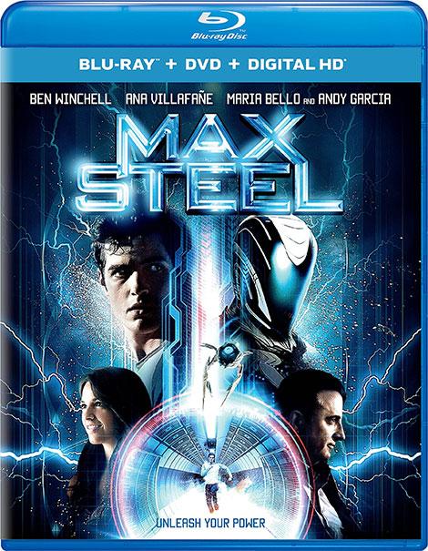 دانلود فیلم مکس فولادین با دوبله فارسی Max Steel 2016