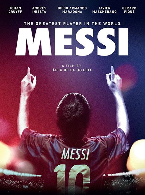 دانلود مستند مسی با دوبله فارسی Messi 2014 HDTV