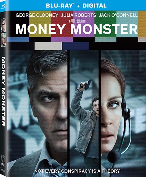 دانلود فیلم غول پول با دوبله فارسی Money Monster 2016