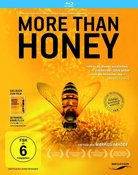دانلود دوبله فارسی مستند فراتر از عسل More Than Honey 2012