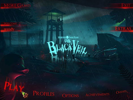 دانلود بازی Mystery Case Files 15: The Black Veil Collector's Edition