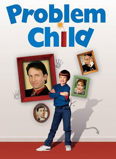 دانلود فیلم کودک دردسرساز با دوبله فارسی Problem Child 1990