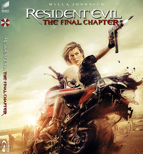 دانلود فیلم رزیدنت ایول: قسمت پایانی Resident Evil: The Final Chapter 2016