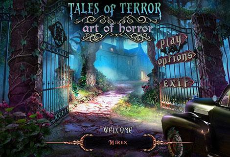 دانلود بازی Tales of Terror 4: Art of Horror Collector's Edition