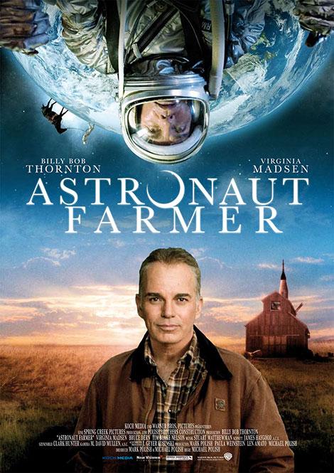 دانلود دوبله فارسی فیلم The Astronaut Farmer 2006