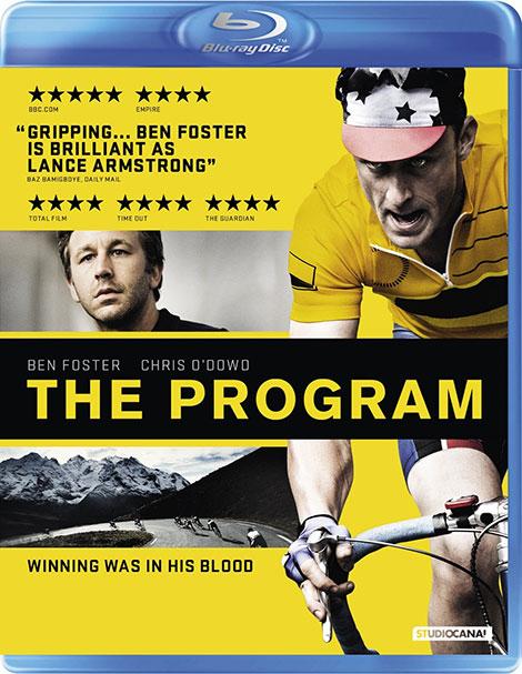 دانلود دوبله فارسی فیلم رسوایی آرمسترانگ The Program 2015