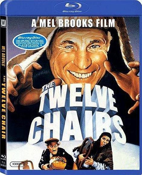 دانلود دوبله فارسی فیلم دوازده صندلی The Twelve Chairs 1970