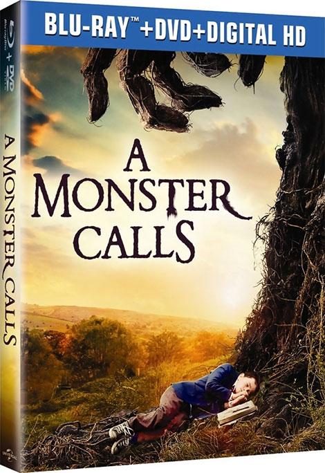دانلود دوبله فارسی فیلم افسانه درخت A Monster Calls 2016