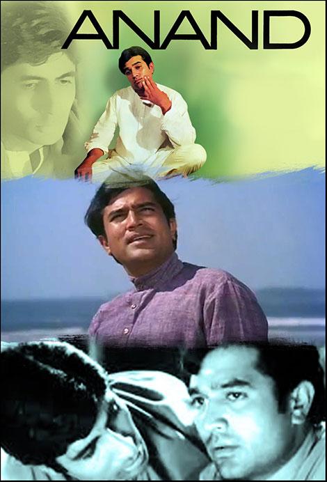 دانلود فیلم هندی آناند با دوبله فارسی Anand 1971