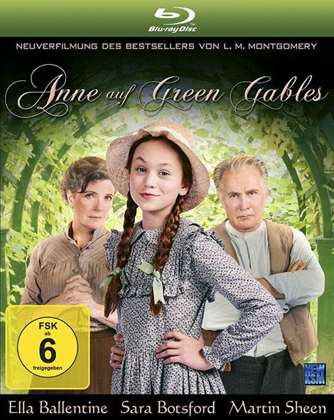 دانلود دوبله فارسی فیلم رویای سبز آن شرلی Anne of Green Gables 2016