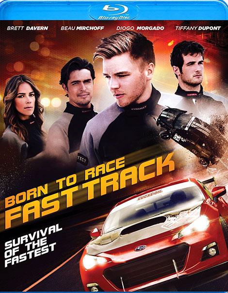 دانلود فیلم تشنه سرعت 2 با دوبله فارسی Born to Race: Fast Track 2014