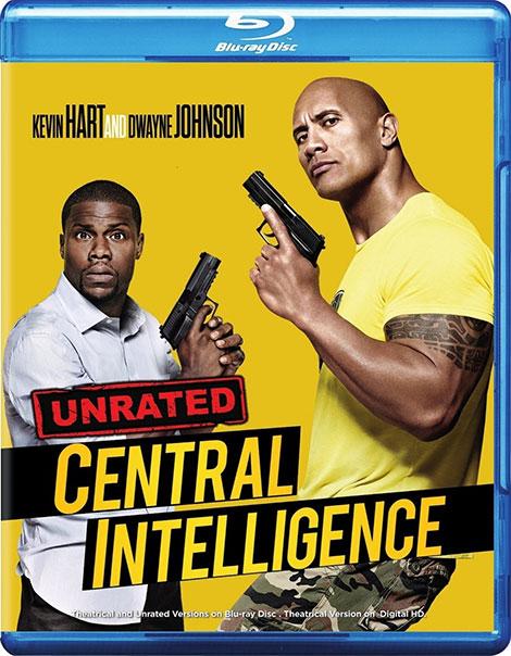 دانلود دوبله فارسی فیلم جاسوس مرکزی Central Intelligence 2016