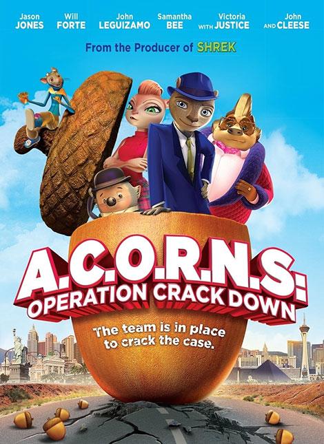 دانلود انیمیشن A.C.O.R.N.S.: Operation Crackdown 2015