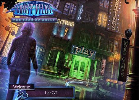 دانلود بازی Ghost Files: The Face of Guilt Collector's Edition Final