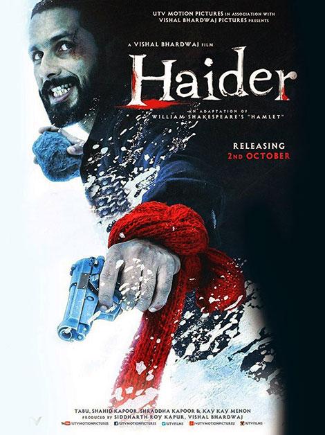 دانلود فیلم هندی حیدر با دوبله فارسی Haider 2014