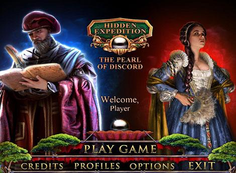 دانلود بازی Hidden Expedition 14: The Pearl of Discord Collector's Edition
