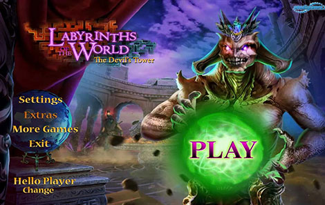 دانلود بازی Labyrinths of the World 6: The Devil's Tower Collector's Edition