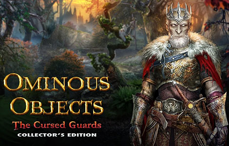 دانلود بازی Ominous Objects 5: The Cursed Guards Collector's Edition