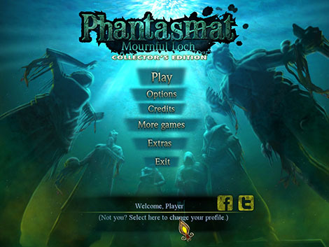 دانلود بازی فکری Phantasmat 8: Mournful Loch Collector's Edition Final