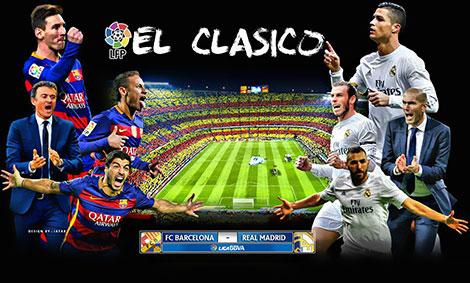 دانلود مسابقه فوتبال رئال مادرید 2-3 بارسلونا با کیفیت 1080p
