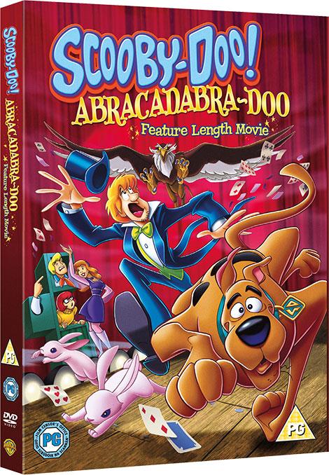 دانلود دوبله فارسی انیمیشن Scooby-Doo! Abracadabra-Doo 2010