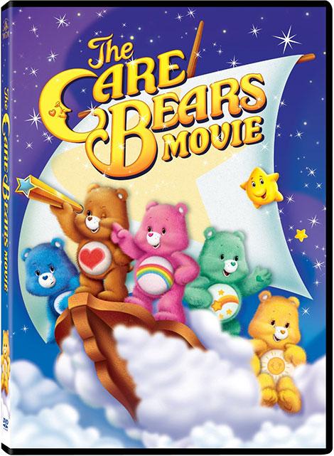 دانلود انیمیشن خرس های مهربان The Care Bears Movie 1985