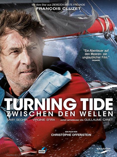 دانلود دوبله فارسی فیلم در میان موج ها Turning Tide 2013