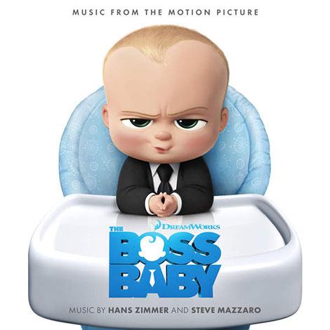دانلود آلبوم موسیقی انیمیشن بچه رئیس Boss Baby 2017 OST