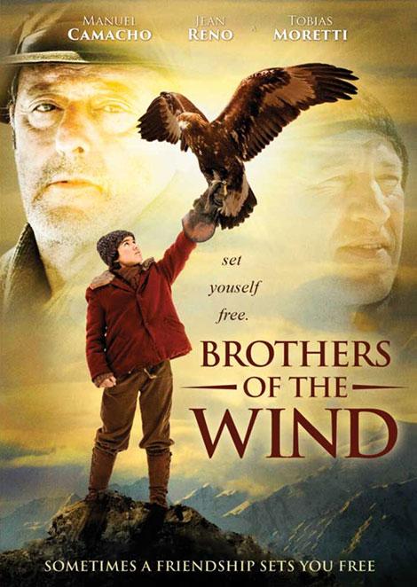 دانلود دوبله فارسی فیلم Brothers of the Wind 2015