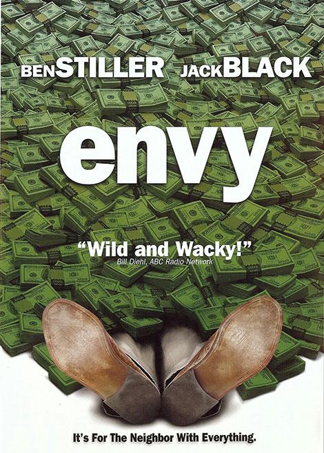 دانلود فیلم حسادت با دوبله فارسی Envy 2004