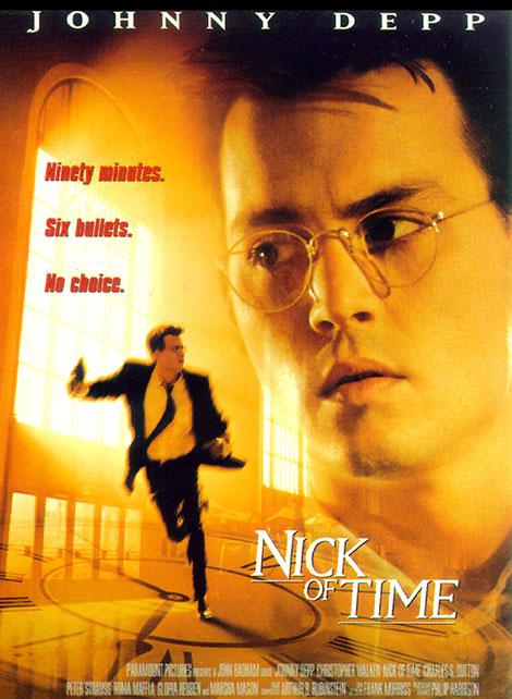 دانلود دوبله فارسی فیلم وقت هیجان Nick of Time 1995