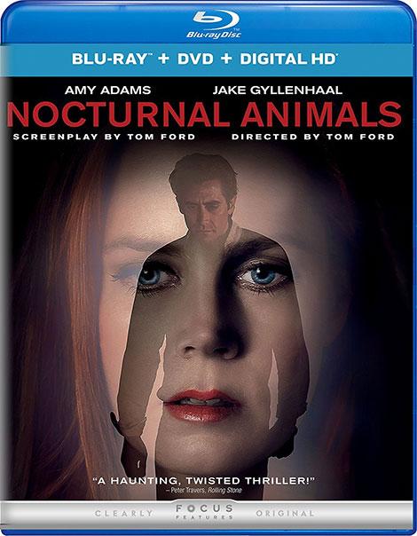 دانلود دوبله فارسی فیلم حیوانات شبگرد Nocturnal Animals 2016