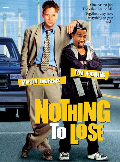 دانلود دوبله فارسی فیلم چیزی برای از دست دادن نیست Nothing to Lose 1997