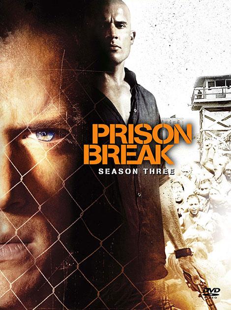 دانلود دوبله فارسی فصل سوم سریال فرار از زندان Prison Break 2007