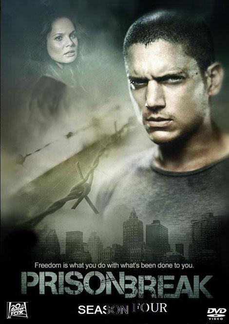 دانلود دوبله فارسی فصل چهارم فرار از زندان Prison Break Season 4 2008 با لینک مستقیم, دانلود فصل 4 فرار از زندان Prison Break 2008