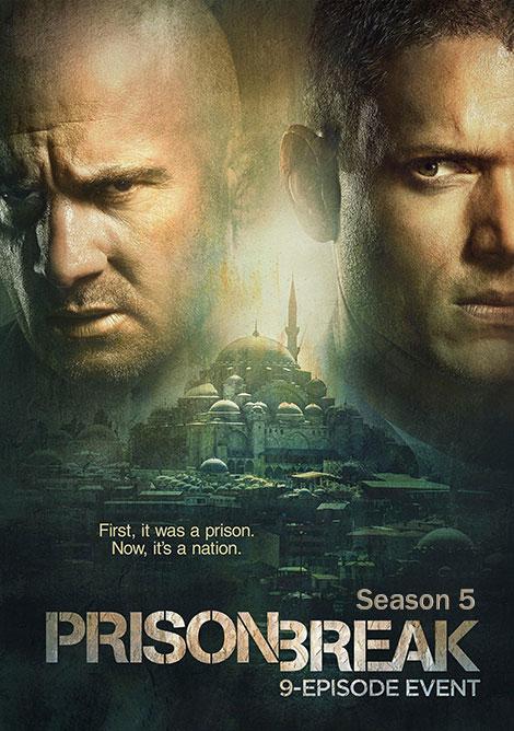 دانلود دوبله فارسی فصل پنجم فرار از زندان Prison Break: Sequel