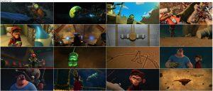 دانلود رایگان انیمیشن Spark: A Space Tail 2016