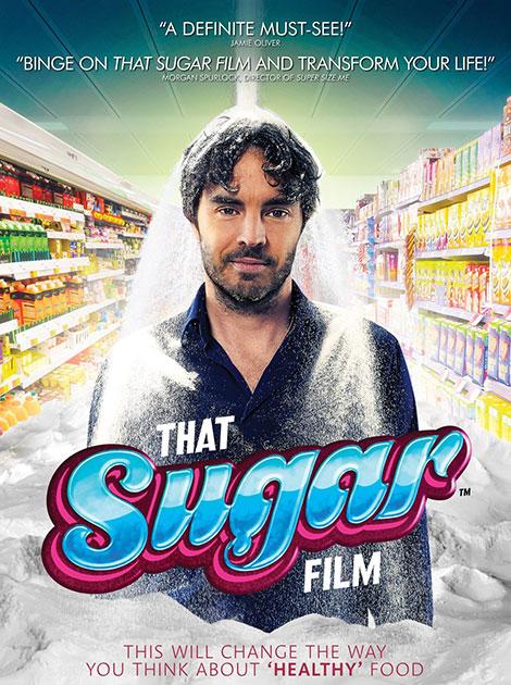 دانلود دوبله فارسی مستند شکر و انسان That Sugar Film 2014