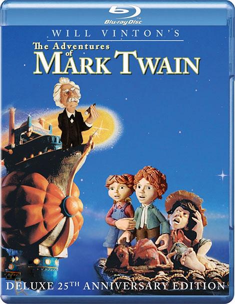 دانلود انیمیشن ماجراهای مارک تواین The Adventures of Mark Twain 1985