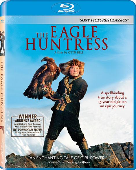 دانلود مستند عقاب دار با دوبله فارسی The Eagle Huntress 2016