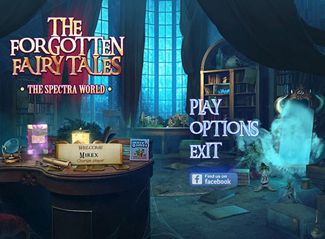 دانلود بازی The Forgotten Fairytales: The Spectra World Collector's Edition