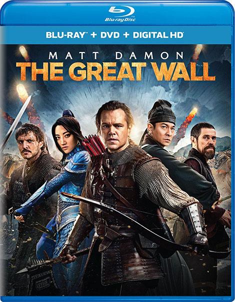 دانلود دوبله فارسی فیلم دیوار بزرگ The Great Wall 2016