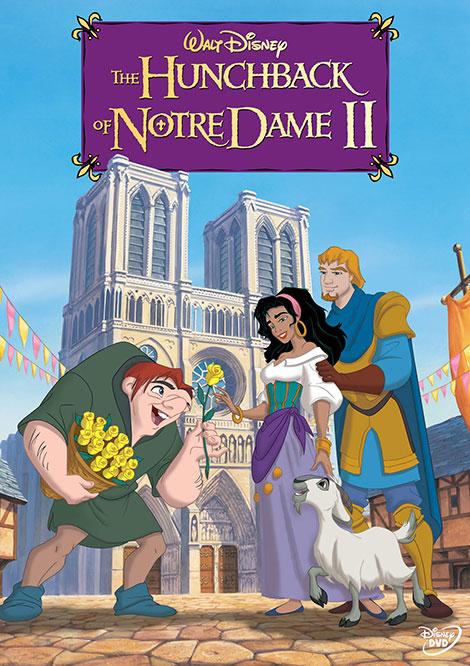 دانلود دوبله فارسی انیمیشن The Hunchback of Notre Dame II 2002