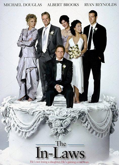 دانلود دوبله فارسی فیلم خویشاوندی The In-Laws 2003