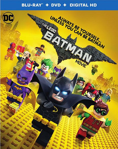 دانلود دوبله فارسی انیمیشن The LEGO Batman Movie 2017