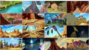 دانلود انیمیشن The Land Before Time XIV: Journey of the Brave 2016