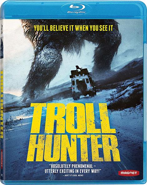 دانلود دوبله فارسی فیلم شکارچی ترول The Troll Hunter 2010